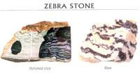 Benefits of  ZEBRA STONE